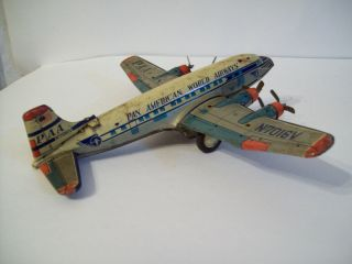 Vintage Pan American World Airways Jet