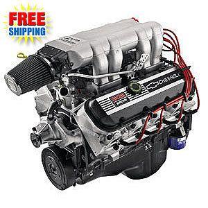 Chevrolet Performance 12499121 502CI RAM Jet Engine