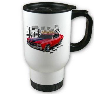 454 SS COFFEE MUG