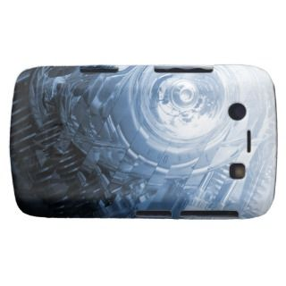 Motorcycle Engine Blackberry Cases
