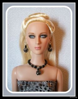 OOAK Handmade Jewelry Sexy Gown 4 Tonner Tyler Doll Friends Fashion