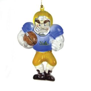 UCLA Bruins Football Player Christmas Holiday Tree Ornament or Gift