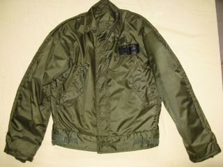 EARLY VIETNAM WAR 1964 USN USMC JACKET INSULATED EXTREME COLD WEATHER
