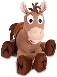 Disney Toy Story Bullseye Plush Giant Large Woody Jessie Horse