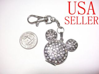8GB Crystal Jewelry Mickey Mouse USB Flash Drive Memory Stick Pen