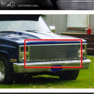Blazer Jimmy Suburban Pickup Truck Billet Grille C K Van Insert