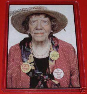 Hilarious Jimmy Carter Granny Drag Queen Nana Magnet