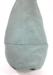 Jimmy Choo Finial Mint Green Hobo Shoulderbag Handbag