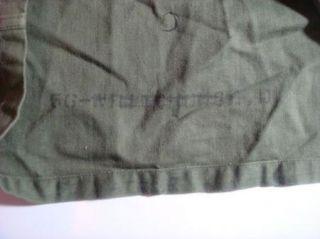 Vintage World War II Era Army Military Shirt Jacket Corporal Chevron