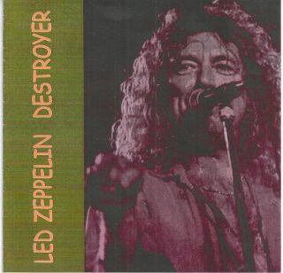 by Led Zeppelin Live 4 27 1977 (2 CD 1996) Jimmy Page John Bonham Rock