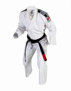 Gameness Air Gi Brazilian Jiu Jitsu Uniform Ultra Light Summer Weight