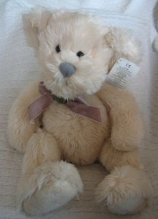 Russ Millennium Teddy Bear 2000 Special MWT