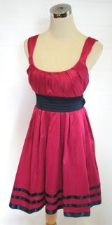 Jodi Kristopher Magenta Evening Prom Party Dress 7