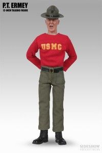 Sideshow PT R Lee Ermey 12 inch Figure