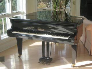 Billy Joel 1908 C Bechstein Baby Grand Piano RARE