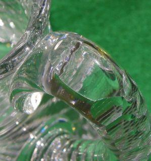 Antique Brilliant Cut Glass Pitcher Signed Fry