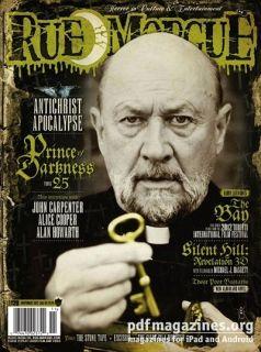 Morgue 128 Prince of Darkness John Carpenter Alice Cooper Alan Howarth