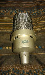 Joe Meek JM37DP Large Dual Diaphragm Condenser Microphone Mint