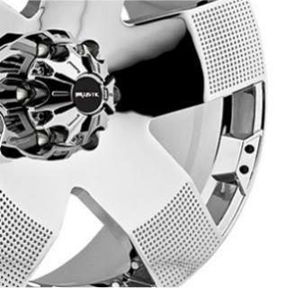 20 Ballistic 901 Hyjak 8x170 F250 F350 Superduty Chrome Wheels Rims