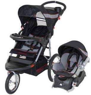 Jogger Travel System Jogging Stroller Millennium 090014011154