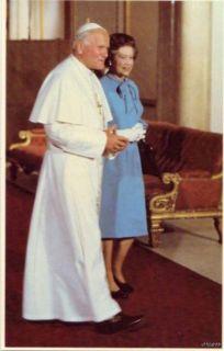 Pope John Paul II Papal Visit England 1982 Series