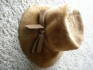 Don Anderson VINTAGE Ladies Hat from HESSs in Allentown, PA with