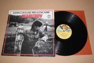John Cougar Mellencamp Scarecrow Vinyl LP