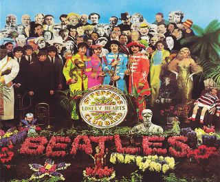 The Beatles Sgt Pepper 2 Mousepad