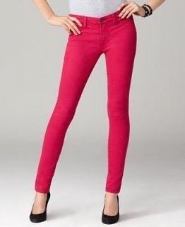 Calvin Klein Womens Power Stretch Colored Denim Leggings Jeans 4 10