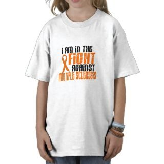 MS Multiple Sclerosis IN THE FIGHT 1 T Shirt