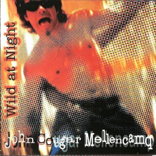 John Cougar Mellencamp Wild at Night Live in Chicago 1994 CD Concert