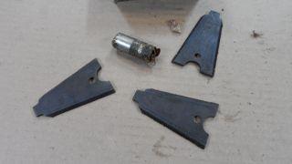 John Deere Parts Blades A2