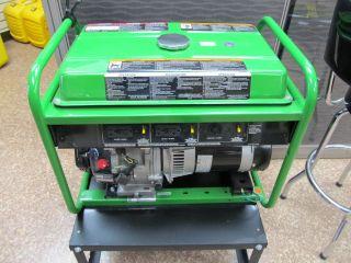 John Deere Generator PR G5500M 120V 240V 5500 Watts New