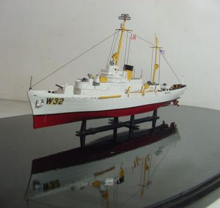 Awesome 1 200 WWII US Coast Guard Cutter WPG 32 Campbell