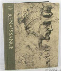 Renaissance by John R Hale Great Ages of Man Time Life