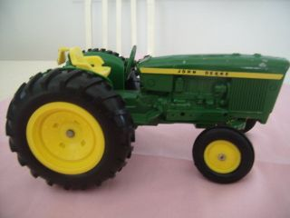 Vintage John Deere Tractor Vehicle Machinery Childrens Toy