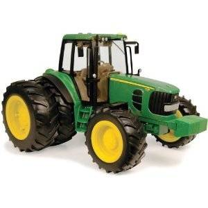 1 16 John Deere 7430 Tractor With duals New Die Cast Vehicles Games Toys NIB NWT