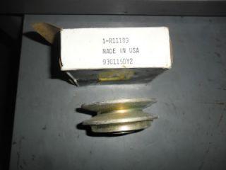 John Deere 3010 3020 4010 4020 Generator Pully R11189