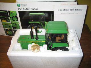4440 John Deere Precision 17 Ertl Toy Tractor