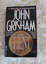 The Client by John Grisham 1994 Paperback Book 1st Ed 0440213525