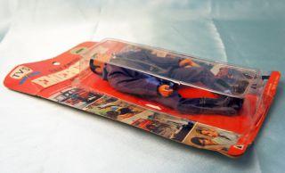 Emergency One TV Series Squad 51 John Gage Action Figure LJN Mego on Card