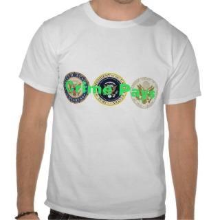 Crime Pays Tshirt