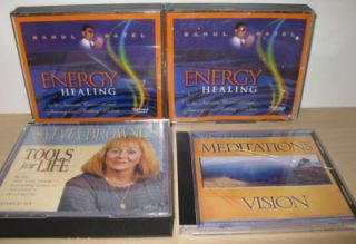 Audio CD Audiobooks Christian Self Help Improvement Spiritual Music Lot of 15