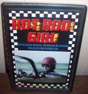 Hot Rod Girl Feminist Teen Exploitation Racing DVD