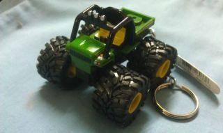 John Deere Gator Key Chain Ertl