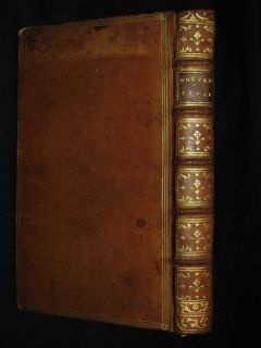1755 Antique Philosophy French Book Du Gouvernement Civil Par Mr John Locke