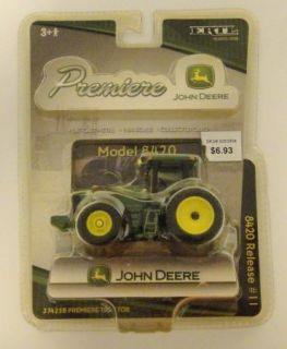 ERTL PREMIERE SERIES 2006 MODEL 8420 RELEASE 11 JOHN DEERE FARM TRACTOR