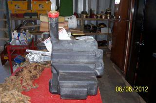 John Deere 755 Front Mount Diesel Fuel Tank and Cap