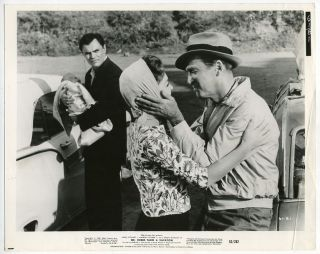 Photo James Stewart Maureen O'Hara John Saxon Mr Hobbs