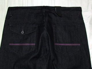 Sean John New Mens Raw Indigo Denim Jeans Choose Size